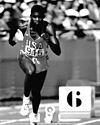Vegan Olympic Gold medalist Carl Lewis